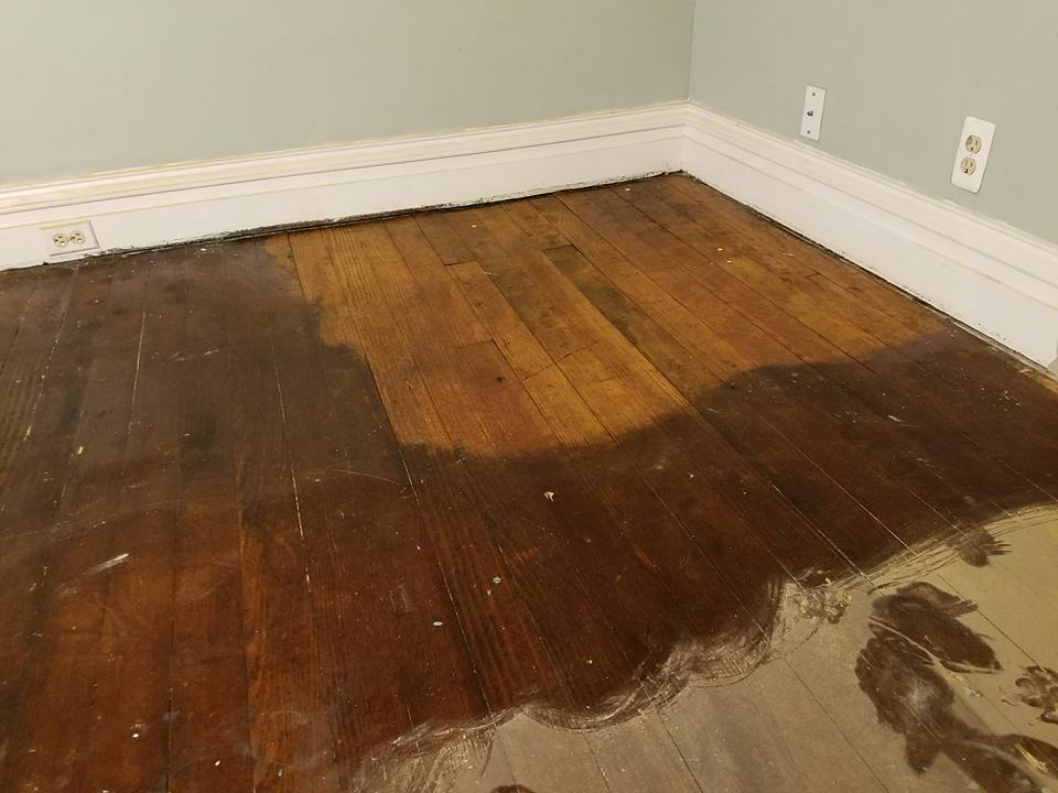 How To Remove Shellac Finish From Wood Floors Historic House Gal